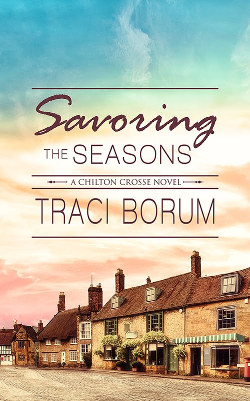 Savoring the Seasons Chilton Cross Book 4 Book Review