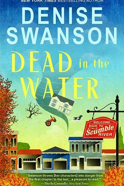 Dead in the Water by Denise Swanson