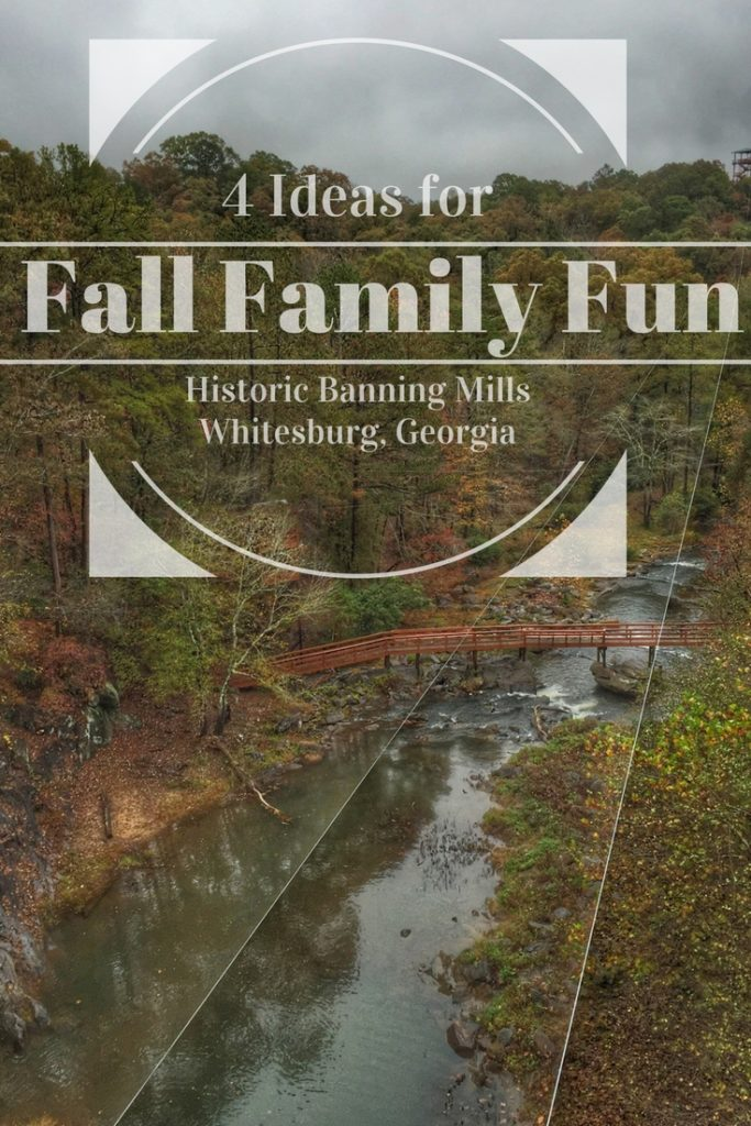 Visit Historic Banning Mills for Fall Family Fun