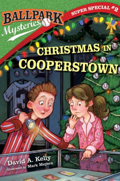 Christmas in Cooperstown: Ballpark Mysteries Super Special #2 Wonder Fall Giveaway Hop US 10/15