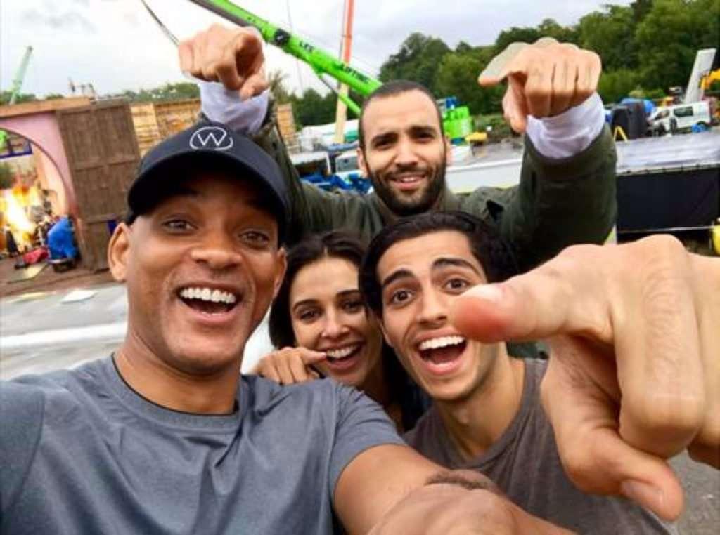 Disney's Live-Action Aladdin Cast Announced