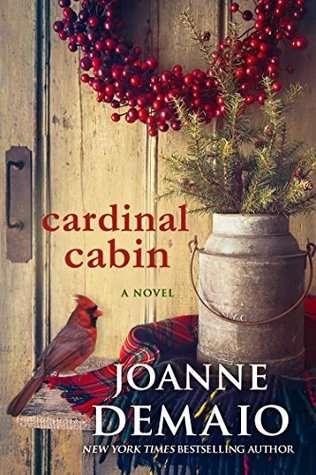 Cardinal Cabin by Joanne DeMaio