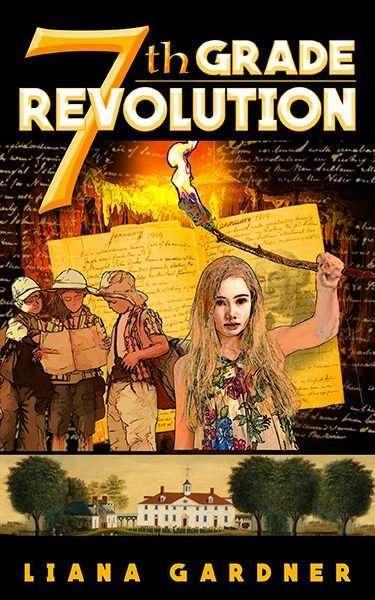7th Grade Revolution Book Blast