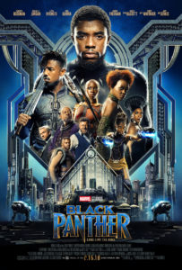 BLACK PANTHER New Poster and Trailer #BlackPanther