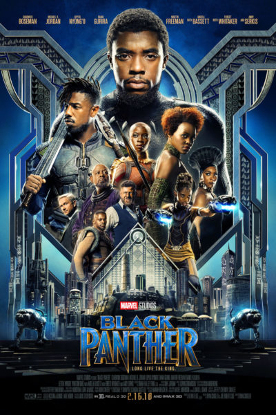 Brand New Black Panther Featurette #BlackPanther