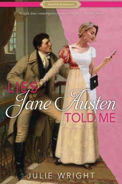 Lies Jane Austen Told Me Book Tour