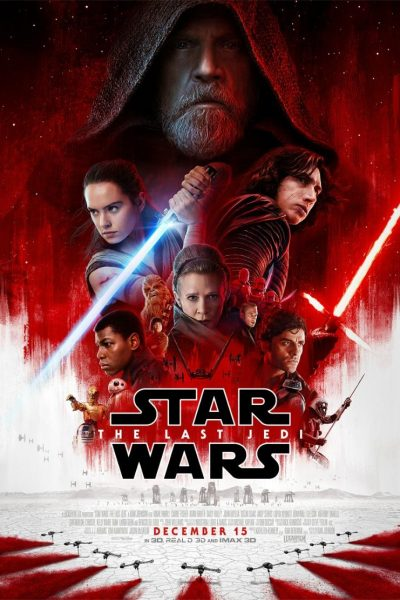 Star Wars: The Last Jedi $300+ Prize Pack Giveaway US 12/22 #TheLastJedi #THBGiveaway