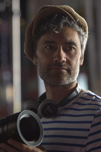 Laughing and Chatting with Thor: Ragnarok Director Taika Waititi #ThorRagnarokEvent