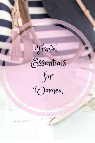 5 Travel Essentials for Women & Traveling with Bladder Leakage
