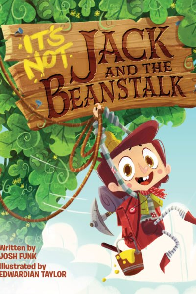 It's Not Jack and the Beanstalk Children's Book Tour