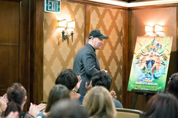 Exclusive Interview with the President of Marvel Studios: Kevin Feige #ThorRagnarokEvent