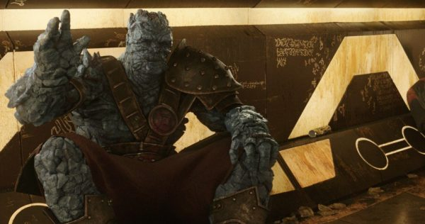 Taiki Waititi as Korg