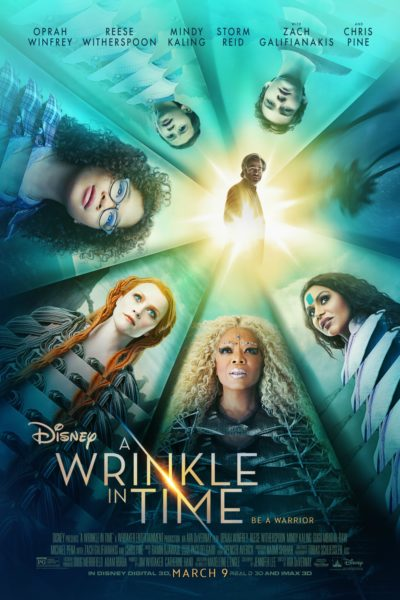 A Wrinkle in Time Trailer: Defeat the Darkness Become the Light #WrinkleInTime