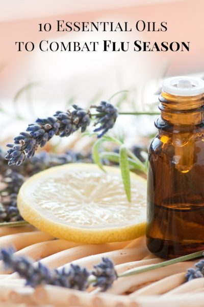 10 Essential Oils to Combat Flu Season