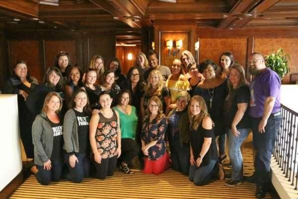 Group with Rachel House