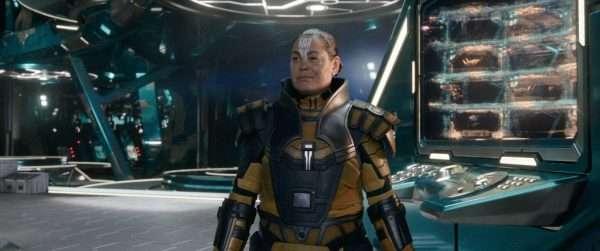 Rachel House as Topaz in Thor: Ragnarok