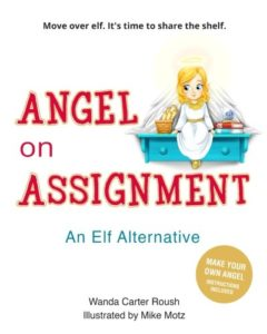 Angel on Assignment Book and Belle3Musique CD Giveaway US/Canada 12/15 2 Winners