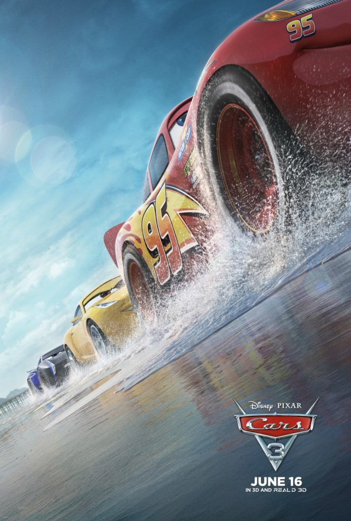 Cars 3: Now on Blu-ray with Great Bonus Features #Cars3Bluray