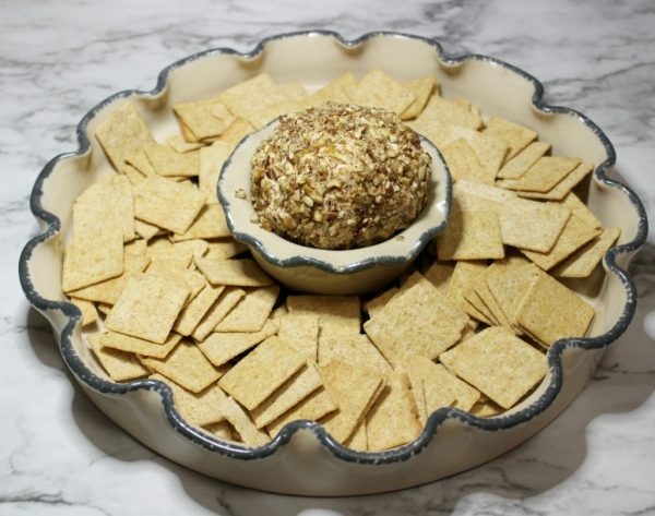 Grandma's Cheese Ball Recipe and Holiday Memories