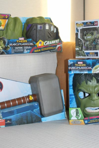 The Ultimate Gift Guide for Thor: Ragnarok Fans #ThorRagnarokEvent