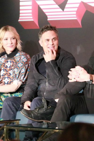 Hearing from the Cast: Thor: Ragnarok Press Conference #ThorRagnarokEvent