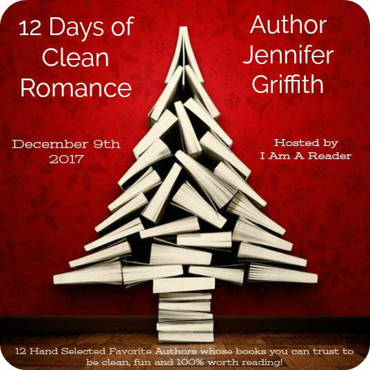 12 Days of Clean Romance Day 6 Jennifer Griffith