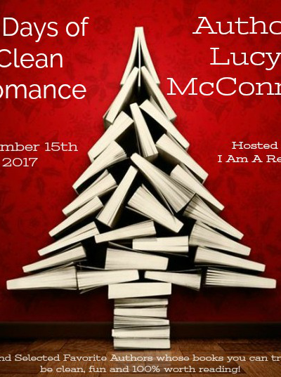 12 Days of Clean Romance Day 11 Lucy McConnell $25 Giveaway WW 12/30