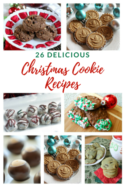 26 Delicious Christmas Cookie Recipes