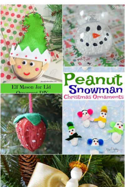DIY Christmas Ornaments Part 1