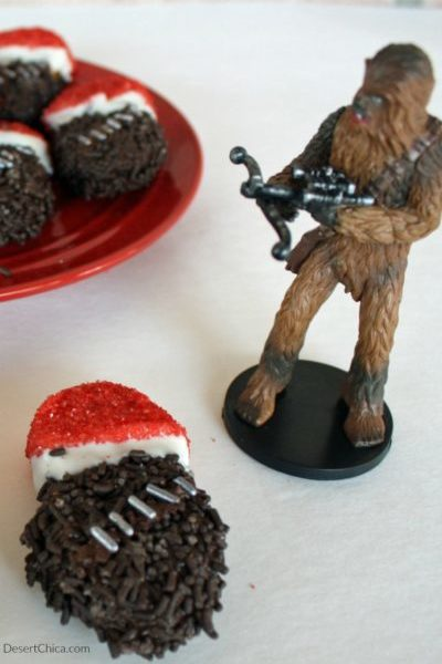 Star Wars: The Last Jedi Movie Review and 2 Star Wars Themed Recipes #TheLastJedi