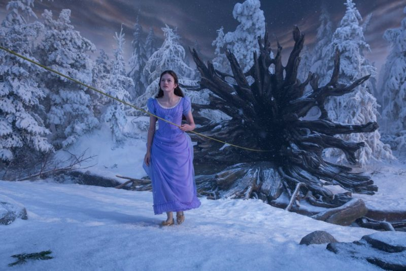 Clara from The Nutcracker and The Four Realms on Digital and Blu-Ray