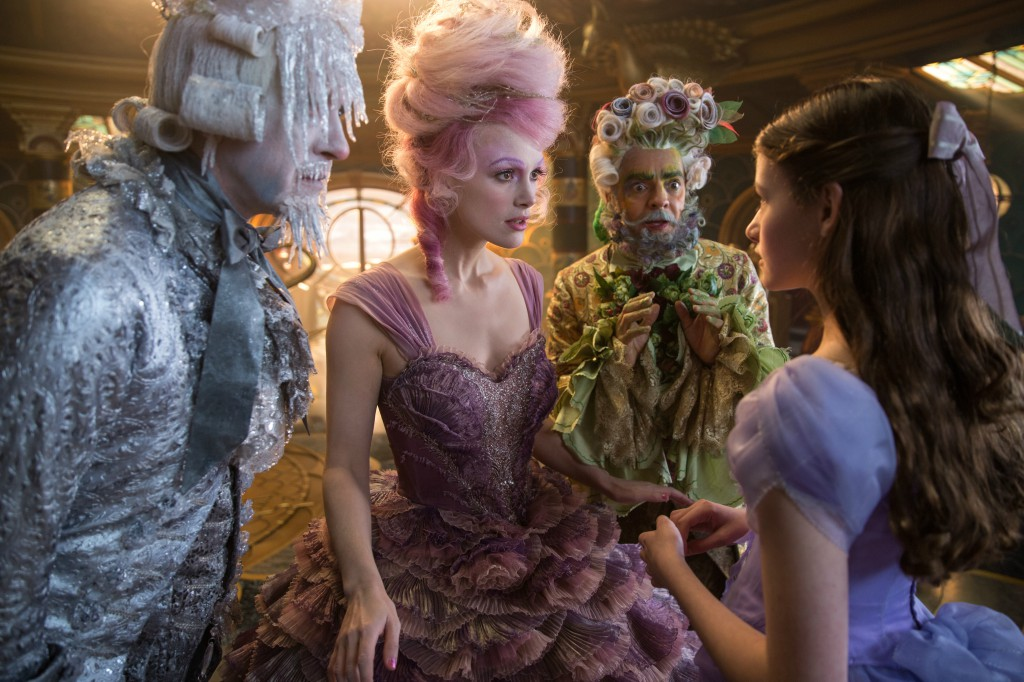 Disney's THE NUTCRACKER AND THE FOUR REALMS Teaser Trailer and Two Nutcracker Themed Recipes