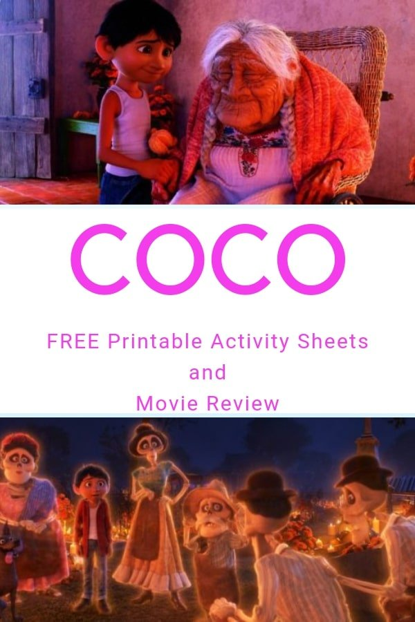 Free Coco Printables
