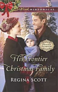 His Frontier Christmas Family by Regina Scott Blog Tour and Giveaway US 12/13