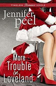 12 Days of Clean Romance Day 1 Jennifer Peel