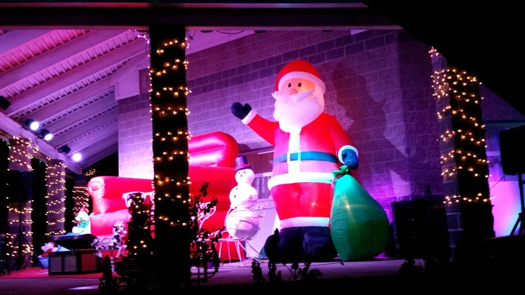 Visit Magic of Lights at Victory Park Ohio Now Through January 1