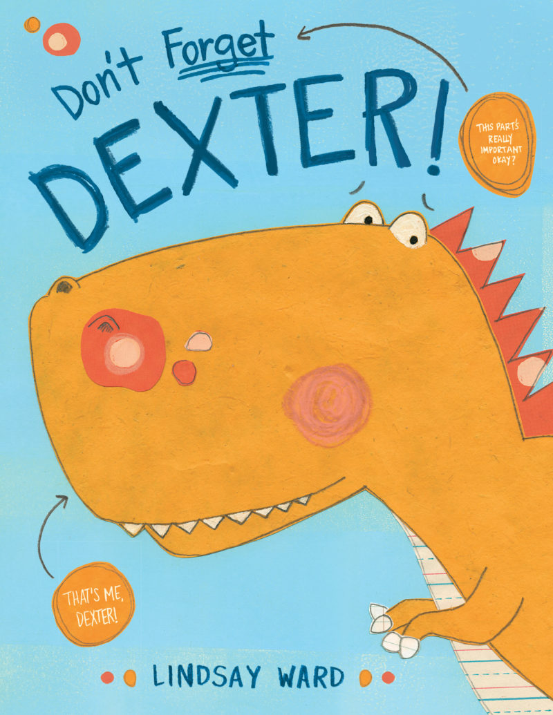 Don't Forget Dexter! Book Review and Blog Tour