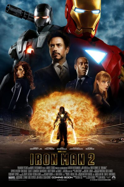 Iron Man 2 is the Marvel Movie to Watch this Week to Prepare for Infinity War #InfinityWar