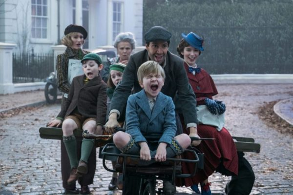 The Magic Continues in Mary Poppins Returns