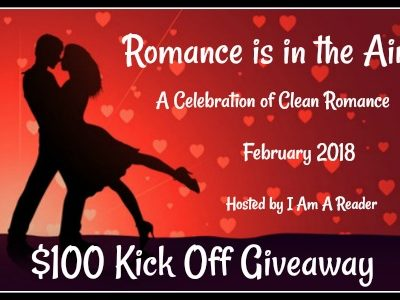 Romance is in the Air $100 Amazon or PayPal Giveaway WW 2/28