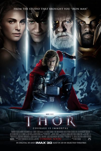 Watch THOR this week to prepare for INFINITY WAR #InfinityWar