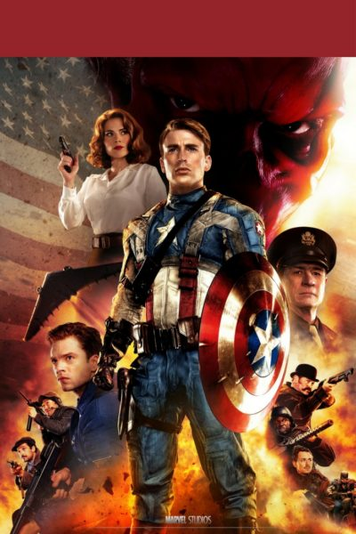 Watch Captain America: The First Avenger this Week to Prepare for #InfinityWar
