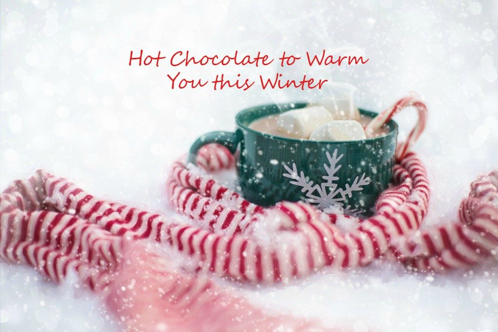 25 Hot Chocolate Recipes to Warm You this Winter