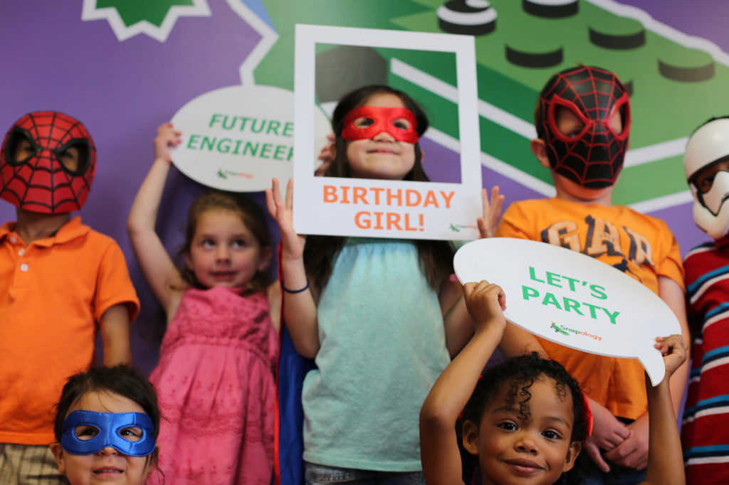 Three Reasons to Hold Your Child's Birthday Party at Snapology