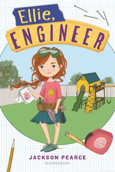 Ellie, Engineer is Perfect for Girl Day and National Engineers Week