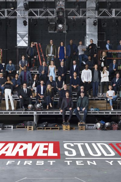 Marvel Studios 10 Year Anniversary Photo and Contest #InfinityWar
