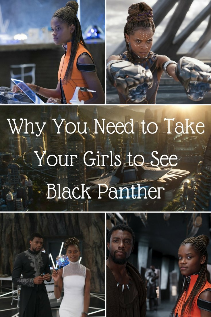 Take Your Girls To See Black Panther For Girl Day  -5619