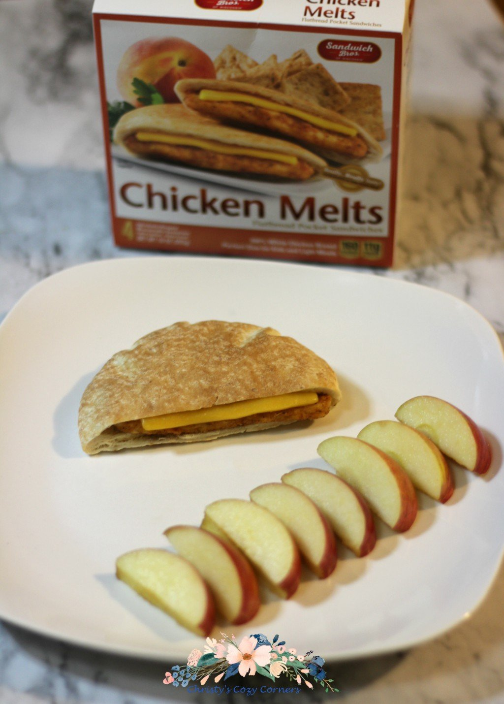 Plan a Healthy After-School Snack with Chicken Melts from Sandwich Bros.