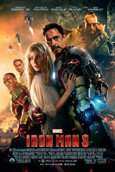 Watch Iron Man 3 this Week to Prepare for Infinity War #InfinityWar