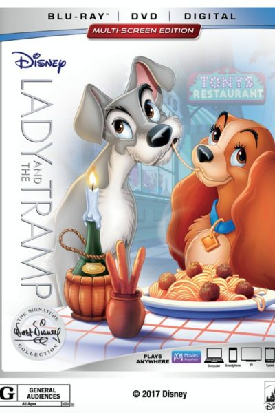 Lady and the Tramp, Petcube, and Movies Anywhere – oh my!  #LadyAndTheTrampMA
